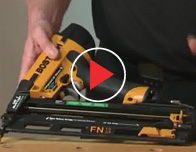 N62FNB-E Finish Nailer